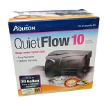 OUT OF STOCK - AQUEON FILTERS - QUIETFLOW 10 - up to 20 gal