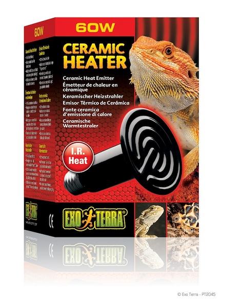 Exo Terra Heat Emitter 60 Watt