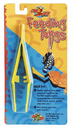 OUT OF STOCK - ZOO MED FEEDING TONGS
