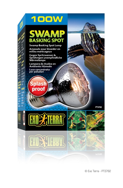 (OUT OF STOCK) - EXO TERRA SWAMP GLO - 100 WATT