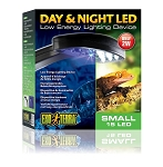 EXO TERRA DAY & NIGHT LED LIGHT - 2 watt small