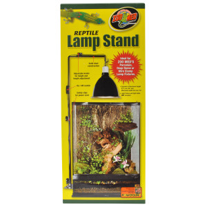 ZOO MED LAMP STAND - LARGE
