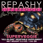 OUT OF STOCK - REPASHY SUPERVEGGIE GREAT FOR VEGETARIAN LIZARDS 12 oz. jar