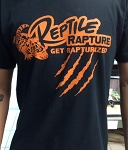 z OUT OF STOCK - Reptile Rapture - 2016 Tshirt