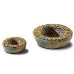 EXO TERRA AZTEC WATER BOWL - SMALL