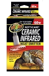 ZOO MED - CERAMIC HEAT EMITTER - 60 WATT
