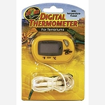 OUT OF STOCK - ZOO MED DIGITAL THERMOMETER DIGITAL GAUGE