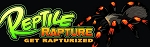 Reptile Rapture Bumper Sticker - Red Knee Tarantula