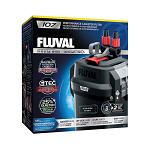 FLUVAL 107 CANISTER FILTER - up to 30 gallons