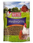 KAYTEE- DRIED MEALWORMS - 32 OZ bag