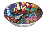 KOMODO - DRAGON STAINLESS STEEL BOWL - 3 sizes