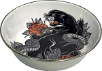 KOMODO - PANTHER STAINLESS STEEL BOWL - 3 sizes