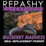 z OUT OF STOCK - REPASHY CRESTED GECKO DIET - MULBERRY MADNESS  - 3 OZ