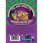 PANGEA COMPLETE DIET FRUIT MIX - FIG and INSECTS - 8 OZ