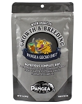 PANGEA COMPLETE GECKO DIET MIX - GROWTH & BREEDING with INSECTS - 8 OZ