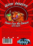 PANGEA COMPLETE DIET FRUIT MIX - WITH INSECTS - 8 OZ