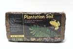 EXO TERRA PLANTATION SOIL  - 1 brick