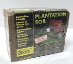 EXO TERRA PLANTATION SOIL  - 3 bricks