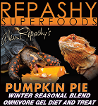 REPASHY CRESTED GECKO DIET - PUMPKIN PIE  - 12 OZ