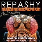 REPASHY SUPERFLY 6.6 lb jar- fruit fly culture medium