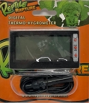 REPTILE RAPTURE - DIGITAL THERMOMETER /HUMIDITY COMBO GAUGE
