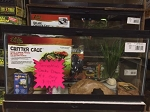 TERRESTRIAL GECKO DREAM KIT - 15 GAL (leopard & african fat tail geckos)