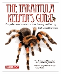 OUT OF STOCK - THE TARANTULA KEEPER'S GUIDE book