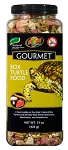 ZOO MED - GOURMET BOX TURTLE FOOD - 15 OZ