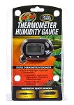 ZOO MED DIGITAL THERMOMETER HUMIDITY DUAL DIGITAL GAUGE