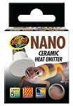 OUT OF STOCK - ZOO MED - NANO CERAMIC HEAT EMITTER - 40 WATT