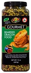 ZOO MED - GOURMET BEARDED DRAGON FOOD - 15 OZ