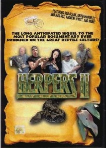 z OUT OF STOCK - HERPERS 2 - DVD