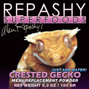 REPASHY CRESTED GECKO DIET - 6 OZ