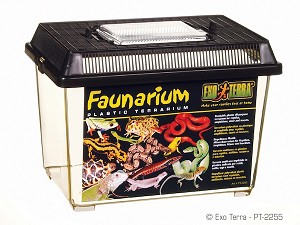 z OUT OF STOCK - EXO TERRA FAUNARIUM - SMALL