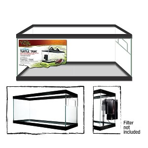 OUT OF STOCK - ZILLA TURTLE TANKS - 20 GALLON LONG