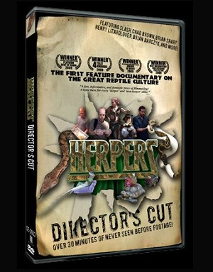 z OUT OF STOCK - HERPERS - DIRECTOR'S CUT - DVD