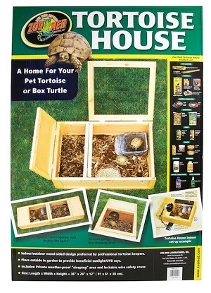 OUT OF STOCK - ZOO MED TORTOISE HOUSE