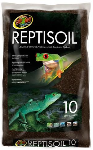 Zoo Med Reptisoil 10 Qt Bag